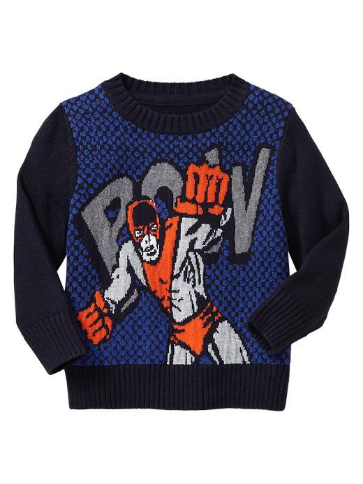 superherogapsweater