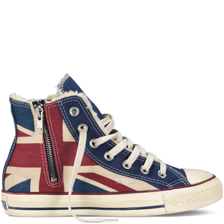 Union Jack Converse sneakers