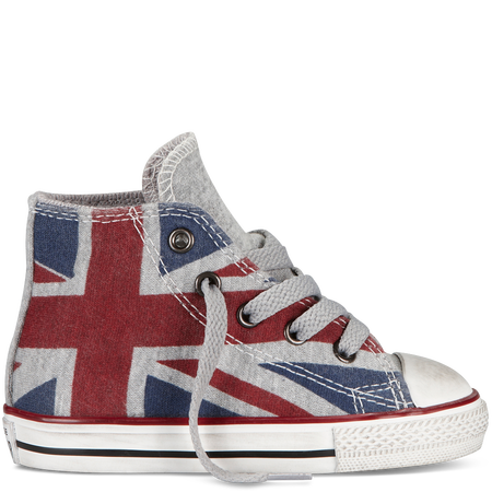 union jack baby shoes converse