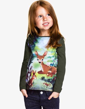 Bambi kids tshirt H&M