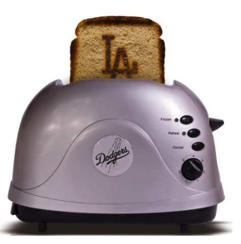 MLB team toasters