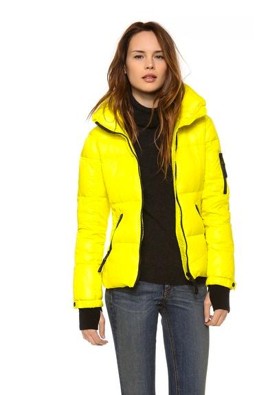 Puffer jacket SAM