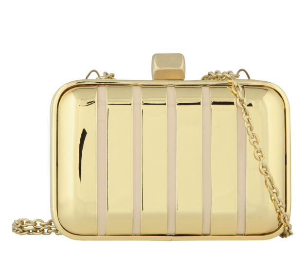 aldo metallic clutch