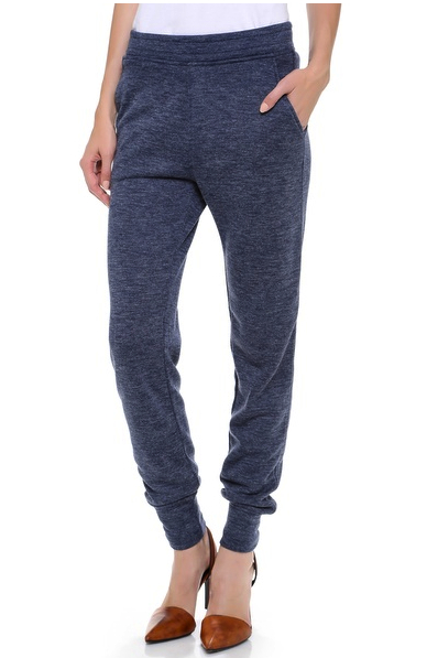 sexy sweatpants Alexander Wang