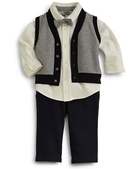armani jr 3 pc set