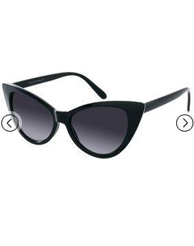 asos cateye sunglasses