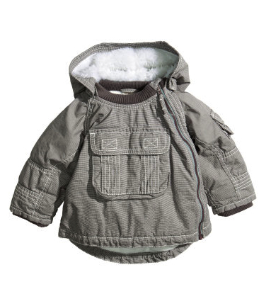 baby boy coat H&M