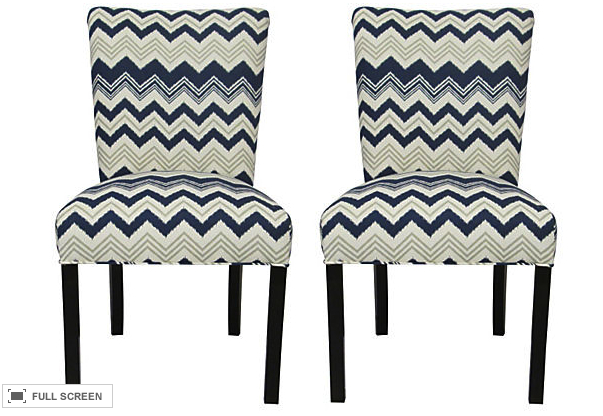 chic dining chairs