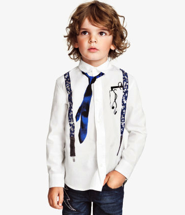 boys shirt H&M