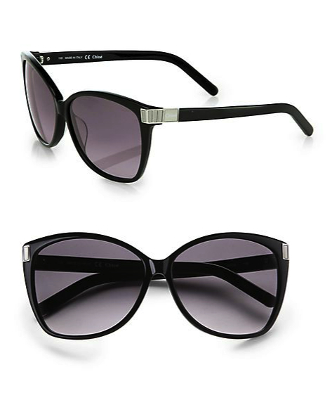 Shloe sunglasses oversized