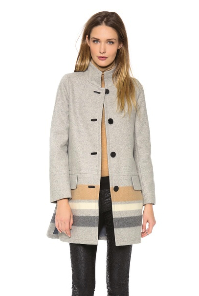winter coat Club Monaco