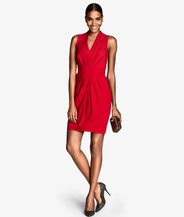dress under $100 H&M