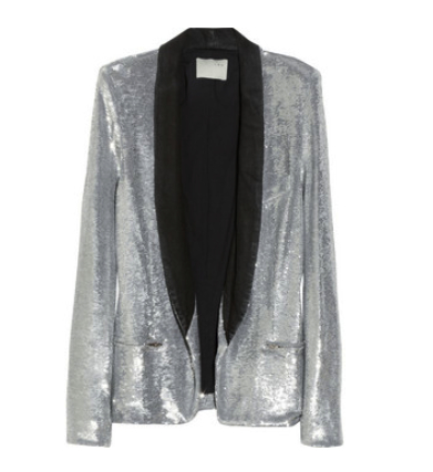 evening jacket sparkle Iro