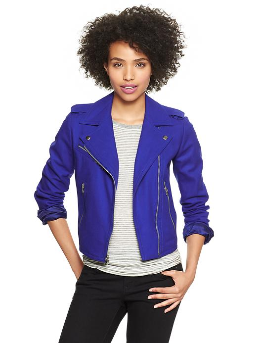 Maternity jacket stylish Gap