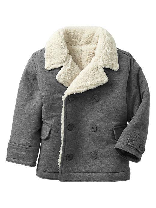 boys winter coat gap