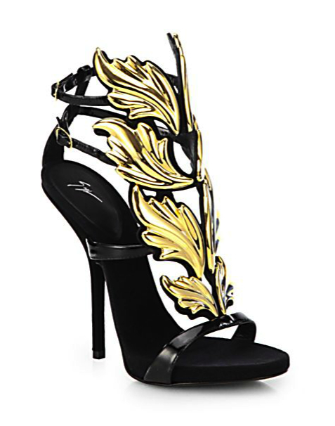 amazing shoes fantasy sandals Giuseppe Zanotti