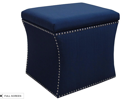 hepburn storage ottoman one kings lane