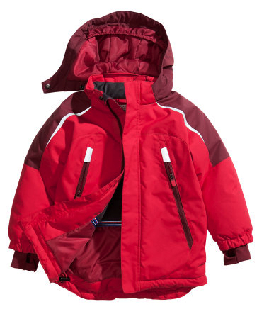 hm kids jacket