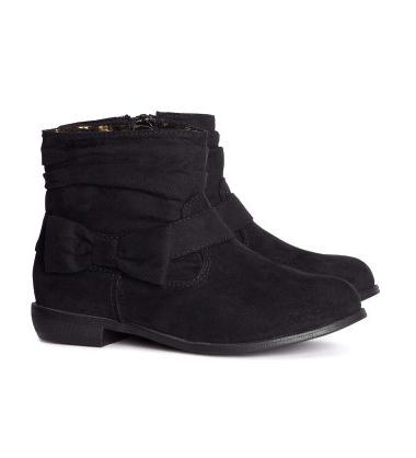 boho boots h&M