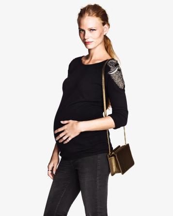 maternity sweatshirt H&M