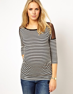 maternity top New Look