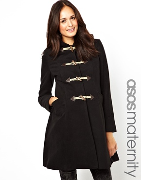 Maternity coat chic Asos