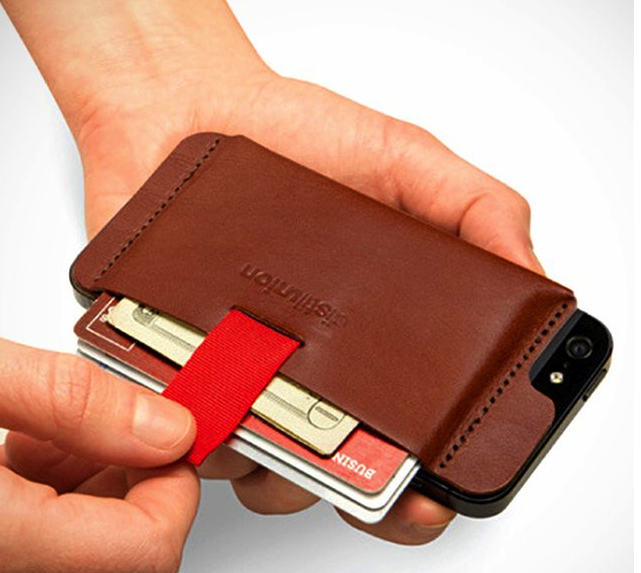 iphone wallet fancy