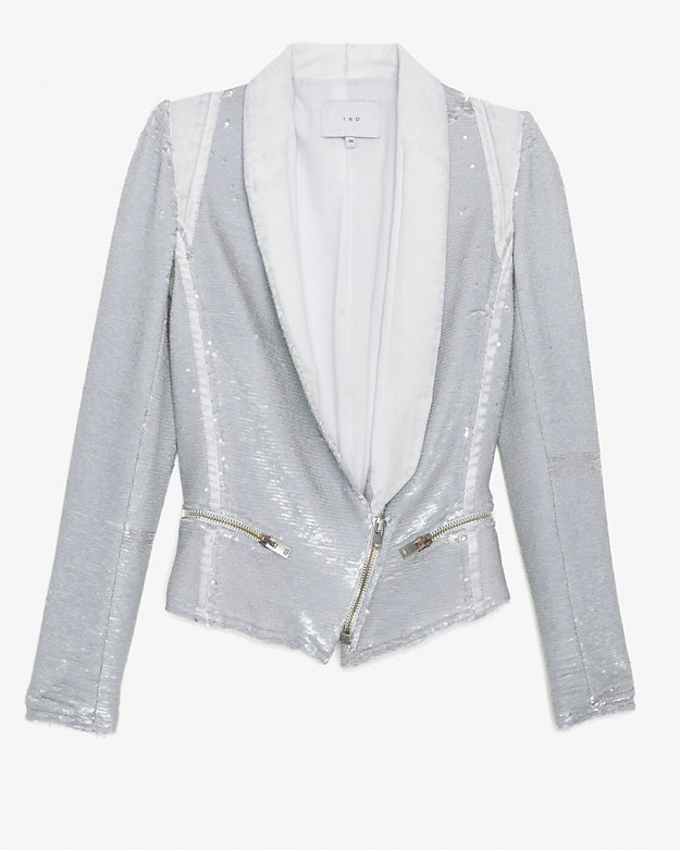 sparkle jacket for evening Iro