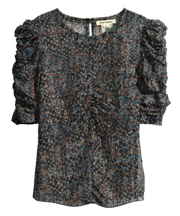 isabel marant for h&m blouse