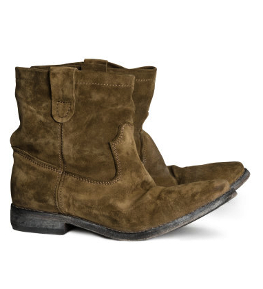 isabel marant for h&m boots for boys
