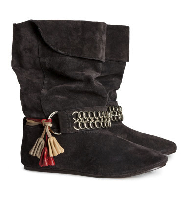 isabel marant for h&m boots for girls