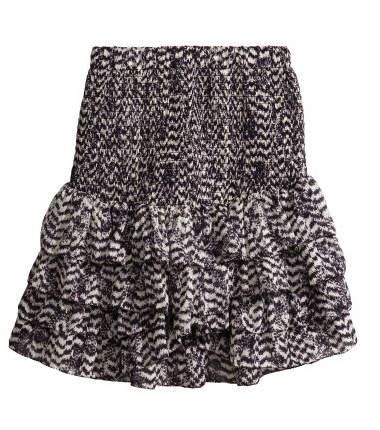 isabel marant for h&m skirt