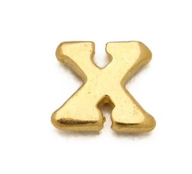 jacquie aiche shop alphabet earring
