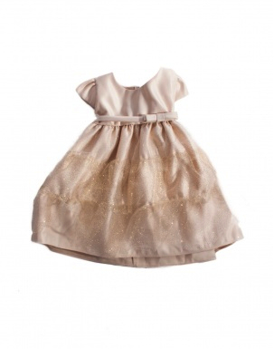 gold mesh dress sweet kids