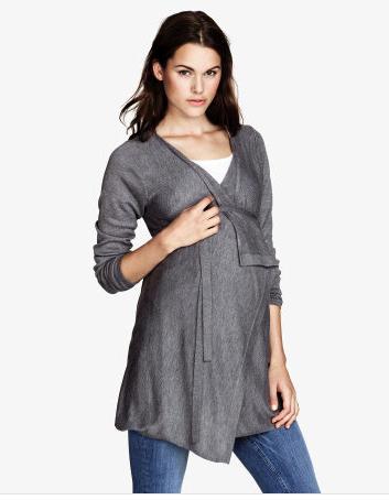 Maternity cardigan H&M