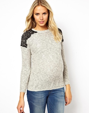 Maternity sweater New Look Asos
