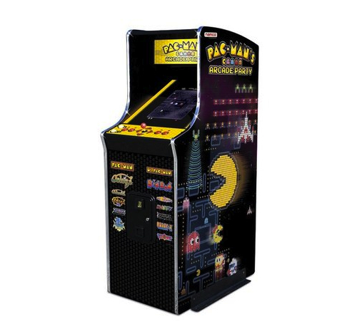 pacman arcade machine fancy