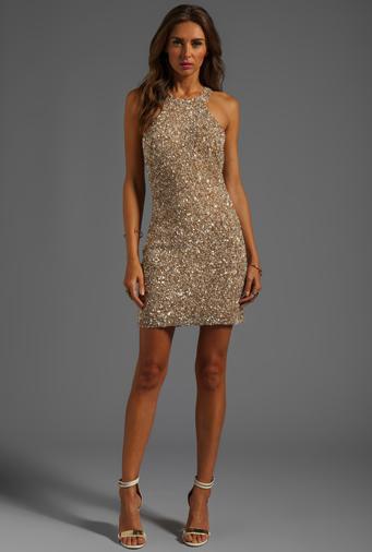 parker sparkle dress