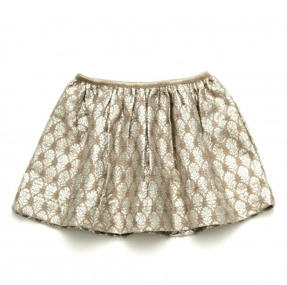 holiday style kids skirt Peek