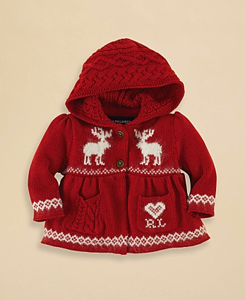 ralph lauren kids cardigan