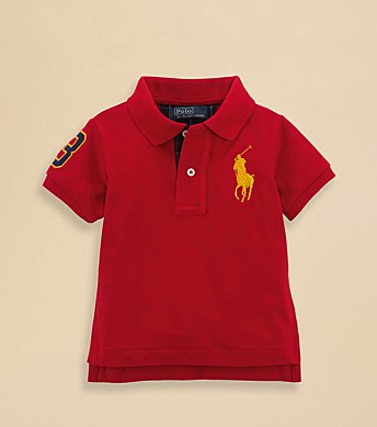 ralph lauren polo top