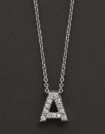 roberto coin necklace bloomies