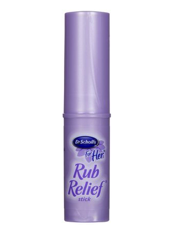rub relief stick