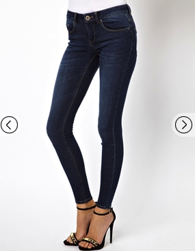 skinny jeans under $100