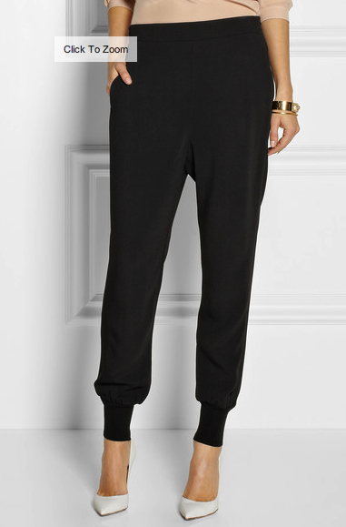 sexy sweatpants Stella McCartney
