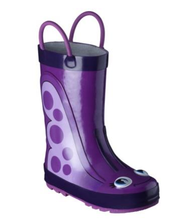 target circo girls rain boots