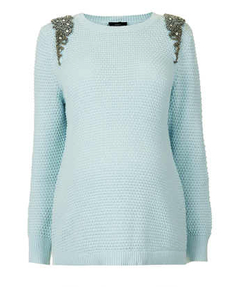Maternity sweater Topshop
