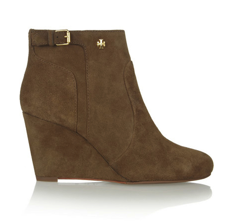 tory burch wedge boot net