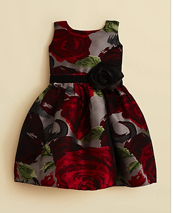 floral print dress pretty princess US Angels