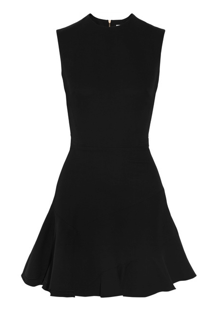 little black dress victoria beckham